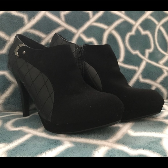 1bd6f75f07439 Impo Shoes | Omni Style Booties | Poshmark